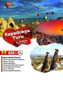 Read more about the article KAPADOKYA TURU
